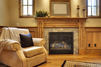 Matching Your Mantel to Your Home | Chantilly, VA