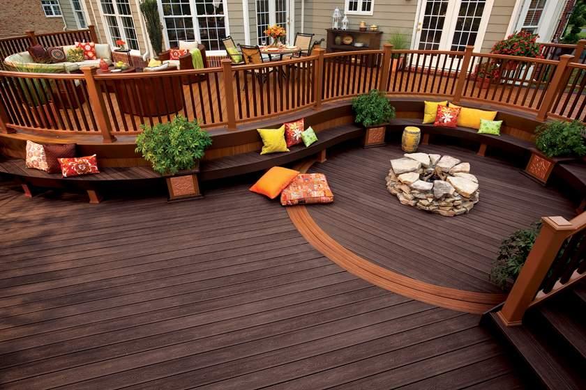 Design And Build Custom Decks Patios Outdoor Living Chantilly Va