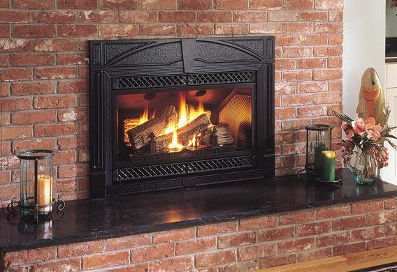 Gas Propane Fireplace Inserts