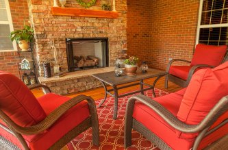 Advantages of Gas Log Fireplaces | Chantilly