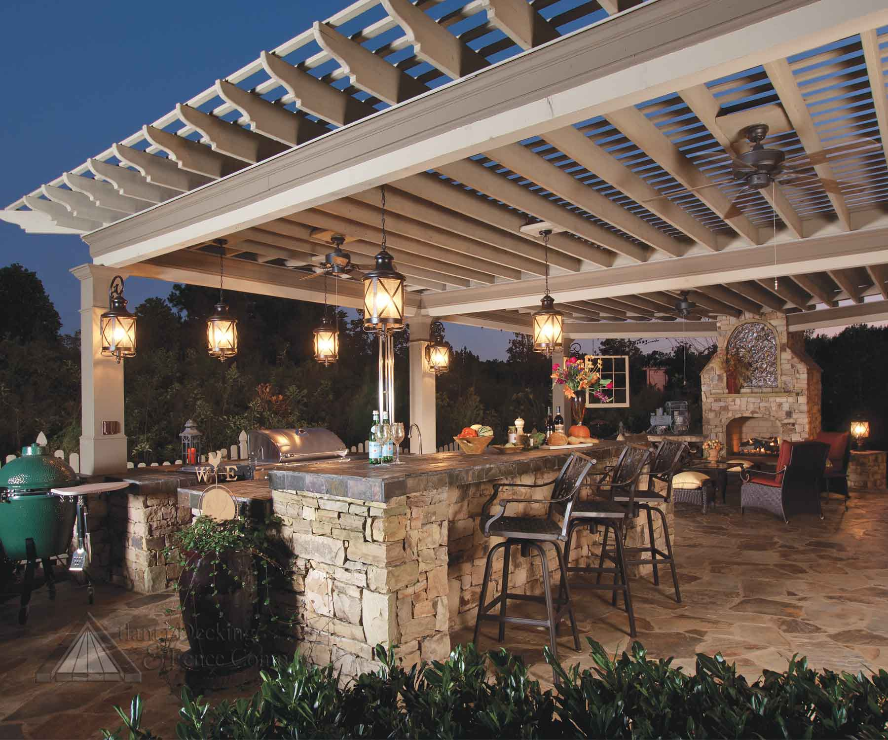 Each Of Our Patio Covers Is Custom Designed To Fit Your Exact Needs And  Desires And Hand Crafted With A Unique Jointing System That Provides Beauty  And ...