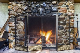 Design Ideas for Your Stone Fireplace | Chantilly